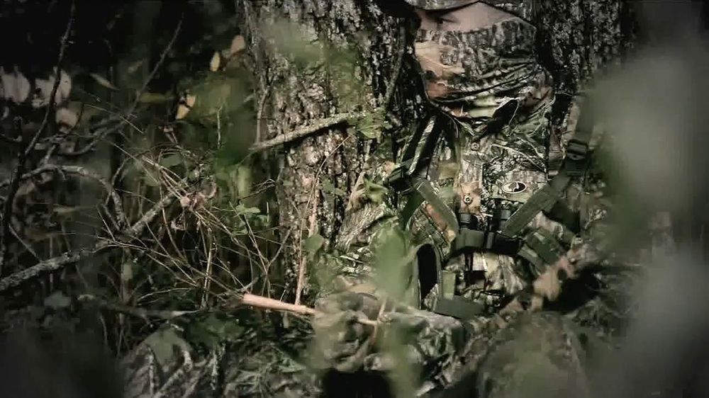 Mossy Oak Obsession Camo TV Commercial, 'Part of the Woods'