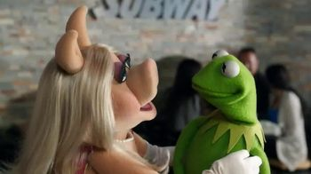 Subway Fresh Fit For Kids Meal TV Spot Featuring The Muppets - 6 commercial airings
