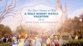 Disney WorldTV Spot Featuring Dick Vitale - Thumbnail 10