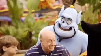 Disney WorldTV Spot Featuring Dick Vitale - Thumbnail 3