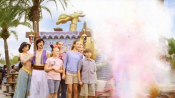 Disney WorldTV Spot Featuring Dick Vitale - Thumbnail 4