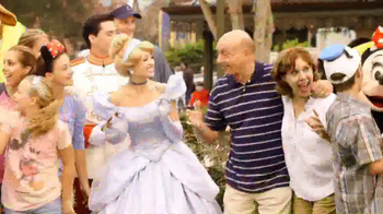 Disney WorldTV Spot Featuring Dick Vitale - 16 commercial airings