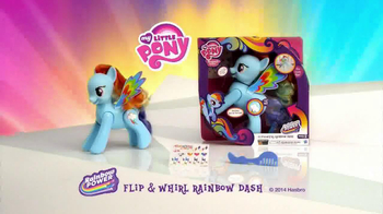 My Little Pony TV Spot, 'Flip and Whirl' - Thumbnail 5