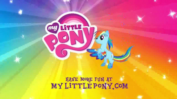 My Little Pony TV Spot, 'Flip and Whirl' - Thumbnail 6