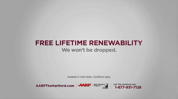 AARP Services, Inc. TV Spot, 'Free Lifetime Renewability' - Thumbnail 7