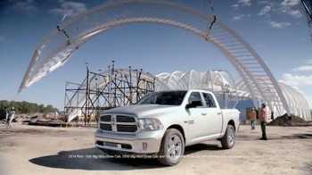 2014 Ram 1500 TV Spot, 'Modern Marvel' - Thumbnail 2