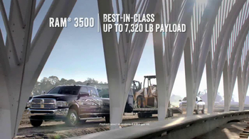 2014 Ram 1500 TV Spot, 'Modern Marvel' - Thumbnail 6
