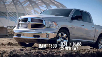 2014 Ram 1500 TV Spot, 'Modern Marvel' - Thumbnail 7