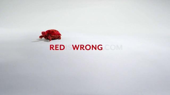 Galderma TV Spot, 'Red is Wrong'