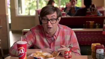 Dairy Queen $5 Buck Lunch TV Spot, 'Fan Food: Rally Car' - Thumbnail 2