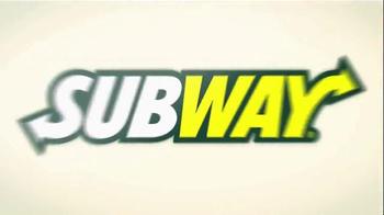 Subway TV Spot, 'March Deals' - Thumbnail 1