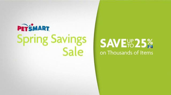 PetSmart Spring Savings Sale TV Spot, 'Dig the Savings' - Thumbnail 5