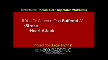 Pulaski & Middleman TV Spot, 'Testosterone' - Thumbnail 2