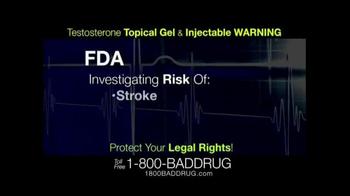 Pulaski & Middleman TV Spot, 'Testosterone' - Thumbnail 4