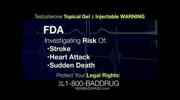 Pulaski & Middleman TV Spot, 'Testosterone' - Thumbnail 5