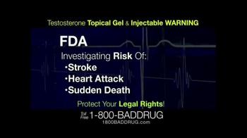 Pulaski & Middleman TV Spot, 'Testosterone' - Thumbnail 6