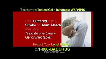Pulaski & Middleman TV Spot, 'Testosterone' - Thumbnail 7