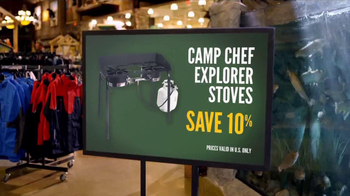 Cabela's Spring Great Outdoor Days  TV Spot, 'Spring in Your Step' - Thumbnail 4