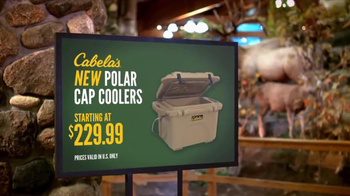 Cabela's Spring Great Outdoor Days  TV Spot, 'Spring in Your Step' - Thumbnail 5