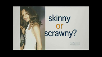CB-1 Weight Gainer TV Spot, 'Skinny or Scrawny' - Thumbnail 1