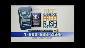 CB-1 Weight Gainer TV Spot, 'Skinny or Scrawny' - Thumbnail 10