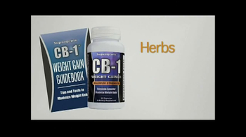 CB-1 Weight Gainer TV Spot, 'Skinny or Scrawny' - Thumbnail 3