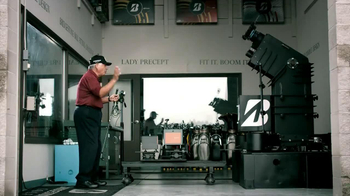 Bridgestone Golf Hydrocore Balls TV Spot, 'Lab' Featuring David Farehety - Thumbnail 10