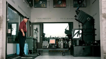 Bridgestone Golf Hydrocore Balls TV Spot, 'Lab' Featuring David Farehety - Thumbnail 9