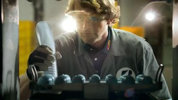 Bridgestone Golf Hydrocore Balls TV Spot, 'Lab' Featuring David Farehety