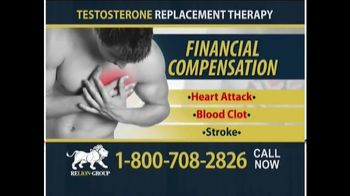 Relion Group TV Spot, 'Testosterone'