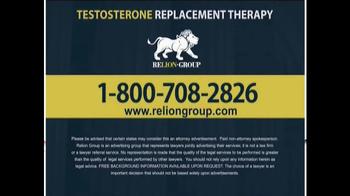 Relion Group TV Spot, 'Testosterone' - Thumbnail 7