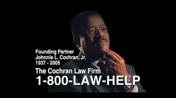 The Cochran Law Firm TV Spot, 'Risperdal'