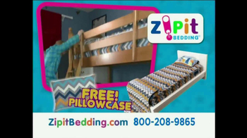 Zipit Bedding TV Spot - Thumbnail 10