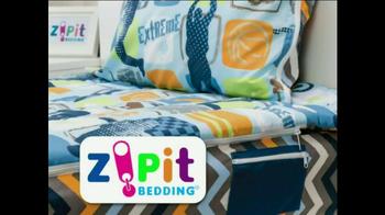 Zipit Bedding TV Spot thumbnail