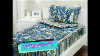 Zipit Bedding TV Spot - Thumbnail 7