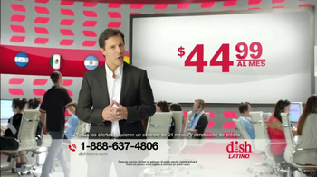 DishLATINO TV Spot, 'Deportes' [Spanish]