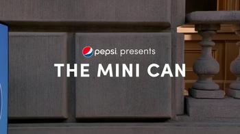 Pepsi Mini Cans TV Spot, 'Mini Hollywood' Featuring Cuba Gooding, Jr. - Thumbnail 1