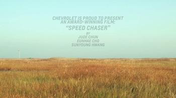 Chevrolet Cruze TV Spot, 'Speed Chaser' - Thumbnail 1