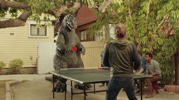 Snickers TV Spot, 'Godzilla'