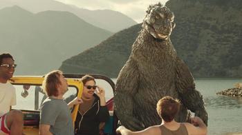 Snickers TV Spot, 'Godzilla' - Thumbnail 2