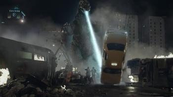 Snickers TV Spot, 'Godzilla' - Thumbnail 7