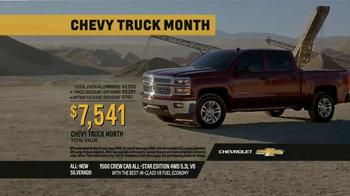 Chevrolet Silverado Truck Month TV Spot - Thumbnail 10
