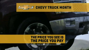 Chevrolet Silverado Truck Month TV Spot - Thumbnail 6