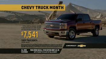Chevrolet Silverado Truck Month TV Spot - Thumbnail 8