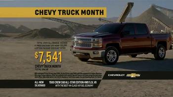 Chevrolet Silverado Truck Month TV Spot - Thumbnail 9