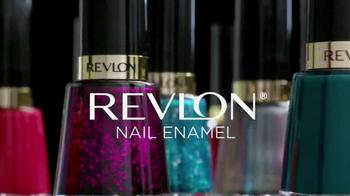 Revlon Nail Enamel TV Spot, 'The Power of Color' - Thumbnail 1