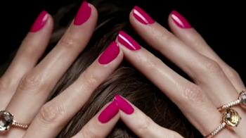 Revlon Nail Enamel TV Spot, 'The Power of Color' - Thumbnail 3
