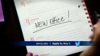 DeVry University TV Spot, 'Scholarships'