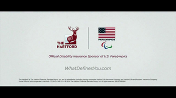The Hartford TV Spot Featuring Amy Purdy - Thumbnail 10