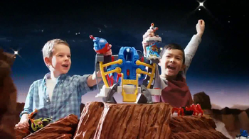 Imaginext Alpha Explorer TV Spot